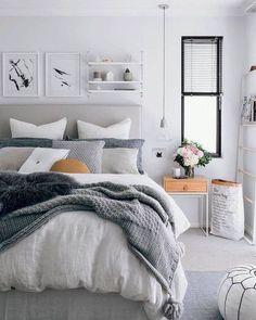 Home decor is always Essential! Discover more bedroom interior design details at http://essentialhome.eu/