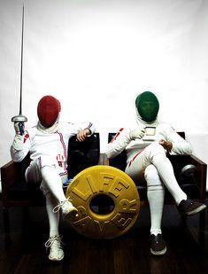 fencers