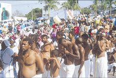 Localizada em Contagem, é uma comunidade familiar, tradicional, de ascendência negra, que leva o nome de um de seus ancestrais, o escravo Arthur Camilo Silvério
