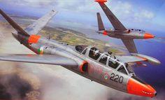 Fouga CM 170 Magister Irish Air Corps (Adam Tooby)