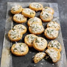 Parmigiano Reggiano And Rosemary Shortbread is a savoury twist on the classic sweet shortbread, these parmesan and salt-sprinkled biscuits are the perfect Christmas party food. They look beautiful on a wooden serving board, especially washed down with som Rosemary Shortbread Recipe, Shortbread Recipes, Shortbread Biscuits, Food Network Uk, Food Network Recipes, Cooking Recipes, Christmas Canapes, Christmas Recipes, Vegetarian
