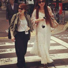 Shibuya fashion trend spring 2012
