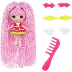 Boneca Mini Lalaloopsy Loopy Hair