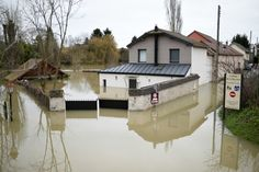 As Paris mops up, warning of more floods in Europe's future. On a 3C warmer planet, projected flood damage for Europe shoots up 145 percent to about 17 billion euros per year, affecting some 780,000 people. There is a good chance that the planet will warm even more than 3C by 2100.