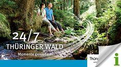 Entdecken Sie den Thüringer Wald
