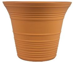 Listo 9-Inch Sedona Elite Planter, Americana Yellow by LISTO. $3.00. Available in trend-setting and fashionable colours. The Sedona planter has subtle sculptured rings and a fluted shape. Attractive, lightweight and low maintenance planter. Self-watering technology. Listo SEA09001C22 Sedona Elite Planter, Americana Yellow, 9-inch. Attractive, lightweight and low maintenance planter.