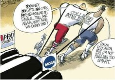 NCAA Compares Students To Slaves As Reason To Not Pay Student-Athletes Source: IAML The NCAA cited a court case that relied on a loophole in the 13th Amendment as justification for not paying student-athletes for their ab... http://drwong.live/hip-hop-community-news/ncaa-compares-students-slaves-reason-not-pay-student-athletes-html/