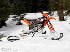 KTM Snowcross this is awesome!!!1
