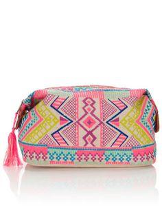 Amanda Braid Cosmetic Bag