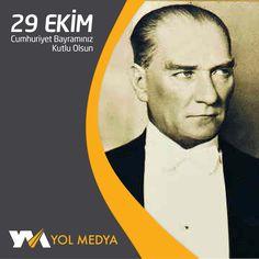 92.yıl dönümünde Cumhuriyet Bayramımız kutlu olsun!