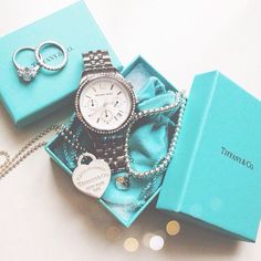 The Best Gift For Christmas! 2015 Cheap Tiffany Jewelry!! More less than $12.90!!! Pretty cool.