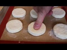 How to Make Buttermilk Biscuits - Easy Buttermilk Biscuits Recipe