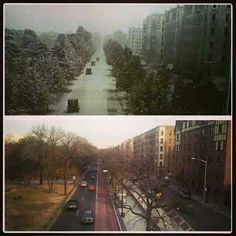 Pelham Pkwy.....then and now