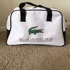 Lacoste Bag Lacoste weekend bag Lacoste Bags Mini Bags