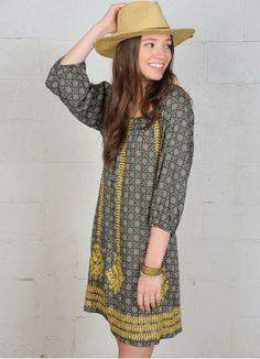 4f23cceeeb2 Bohemian Chic Fashion, Hippie Outfits, Jumpsuit Dress, Tie Backs, Boho  Dress,