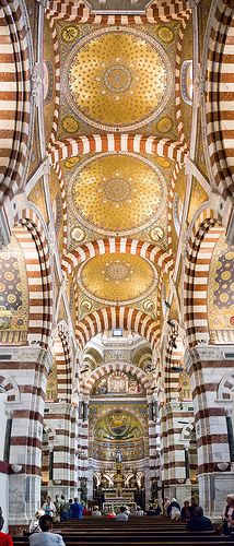 Notre Dame de la Garde Marseille, France