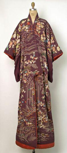 19th century kimono