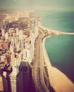 Chicago art fine art photography Illinois by JourneysEye on Etsy, $28.00