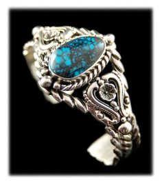 New Victorian Style Silver Jewelry by John Hartman of Durango, Colorado USA