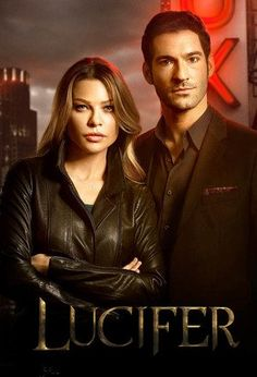 Lucifer & Chloe's relationship make this show!!! lol