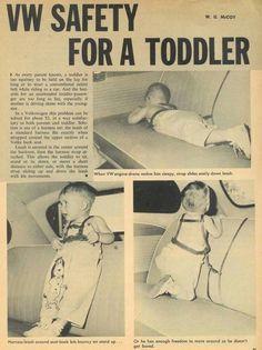 Vintage safety...