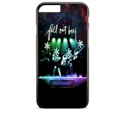 Fall Out Boy Live In Phoenix Apple Phonecase For Iphone 4/4S Iphone 5/5S Iphone 5C Iphone 6 Iphone 6S Iphone 6 Plus Iphone 6S Plus