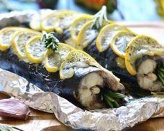 Papillotes de maquereaux au citron, spécial chrono-nutrition : http://www.fourchette-et-bikini.fr/recettes/recettes-minceur/papillotes-de-maquereaux-au-citron-special-chrono-nutrition.html