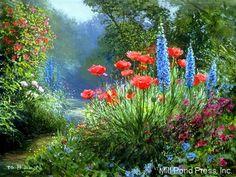 Jardin campestre