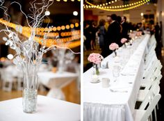 Our globe lights provide such beautiful bokeh backgrounds for wedding photos.