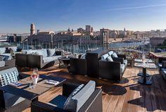 Hotel Sofitel Marseille Vieux-Port - Marseille #HotelDirect info: HotelDirect.com