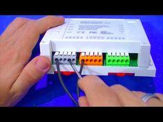 Automação Residencial com Sonoff - Como Fazer Automação Residencial -FVM - YouTube