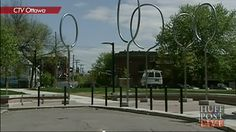 This Town Built a Memorial to the Wrong Guy; so now what does the town do with these hideous sculptures? Design Fails, Volunteer Work, Jack Purcell, Wrong Person, Public Art, Ottawa Canada, Culture, Memories, Badminton