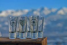 Verrines, tasse à expresso ou verre à liqueur Création : A. Passaquin Crédit Photo : JP.Noisillier/nuts.fr