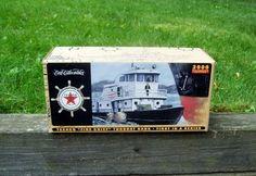 "2000 Texaco Millennium Edition ""Fire Chief"" Tugboat Bank - First In A Series NIB"