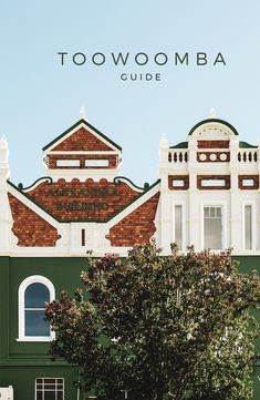 Toowoomba City Guide — Adore Home Magazine The Whitsundays, Queenslander, Beautiful Park, Weekends Away, Sunshine State, Great Barrier Reef, House And Home Magazine, Australia Travel, Brisbane