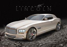 2016 Lincoln Continental Mark IX LSC V12 Biturbo Concept