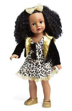 MADAME ALEXANDER 'Wild About Leopard' Collectible Doll (18 inch) available at #Nordstrom