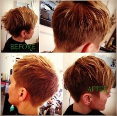 Thick Hairstyles for Short Hair: Women Short Hairstyles 2015