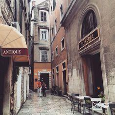 #croatia #split #oldtown #travel