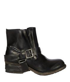 AllSaints | Womens Leather Biker Boots | Jules Biker Boot | AllSaints