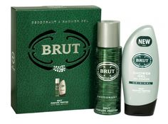 Brut original 2 piece deodorant & shower gel gift set After Shave, Shower Gel, Deodorant, Chemistry, Health And Beauty, Household, Fragrance, Personal Care, The Originals