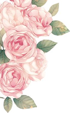 This PNG image was uploaded on March am by user: and is about Dream, Extravagance, Flowers, Hand Painted Clipart, Maiden. Simple Watercolor Flowers, Floral Watercolor, Watercolor Paintings, Art Floral, Flower Backgrounds, Wallpaper Backgrounds, Gold Wallpaper, Flower Frame, Flower Art