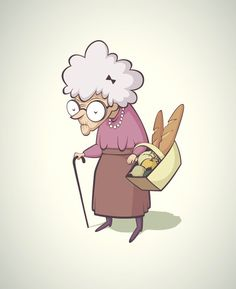 1000+ Images About Grandma On Pinterest | Christmas Postcards Illustrations And In The Family