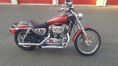 eBay: Harley-Davidson: Sportster 2004 harley davidson sportster 1200 custom with a lot of extras #harleydavidson usdeals.rssdata.net