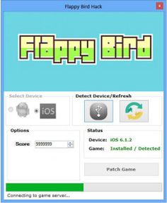 The fastest  easiest way to get Flappy Bird Hack Tool Cheats Engine is from presented Pinterest