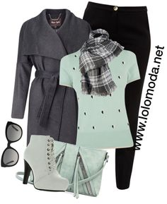 Just winter fashion.. shop this outfit