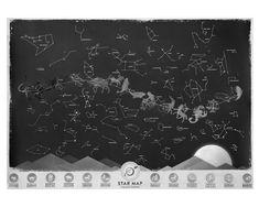 STAR MAP  $28.00