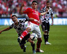 Benfica procura frente ao Boavista recuperar liderança na posse do Sporting