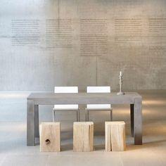 Beton-Tisch                                                       …