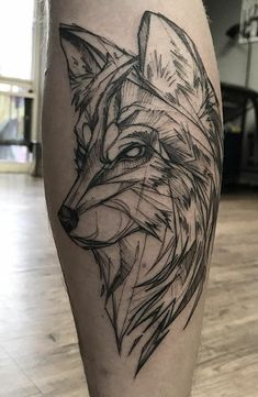 Die 230 besten Wolf Tattoos im Internet [Femininas e Masculinas] Wolf Tattoos Men, Tribal Wolf Tattoo, Wolf Tattoo Sleeve, God Tattoos, Wolf Tattoo Design, Life Tattoos, Body Art Tattoos, Tattoos For Guys, Sleeve Tattoos